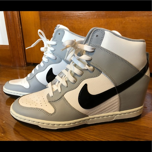 6e03e48db561 where to buy nike air huarache black mens shoe 8df8f 7c9cd  italy nike high  top sneakers 833ef 29a78